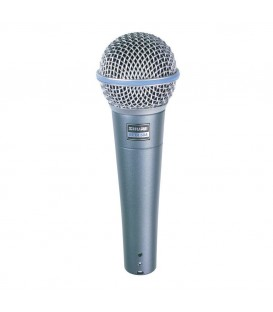 Shure Beta 58 dynamic microphone