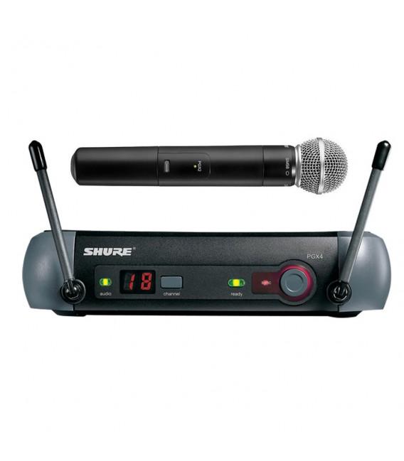 Shure PGX24/SM58 wireless system
