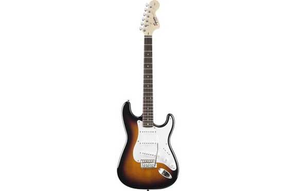 electric-guitar-Fender-Stratocaster