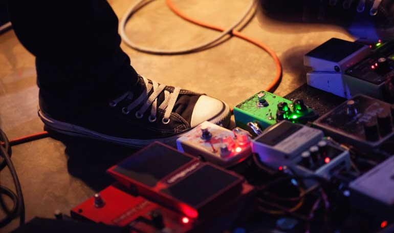 5 essential guitar pedals