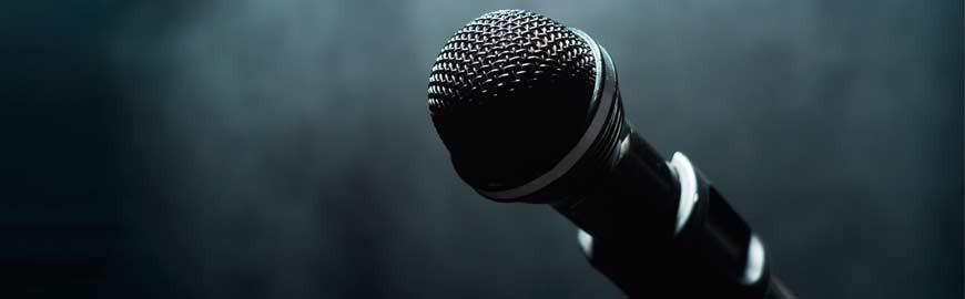 Microfonía y sistemas inalámbricos