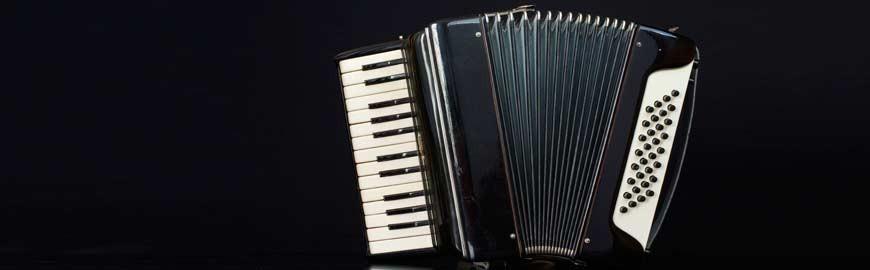 Acordeones y Melodicas