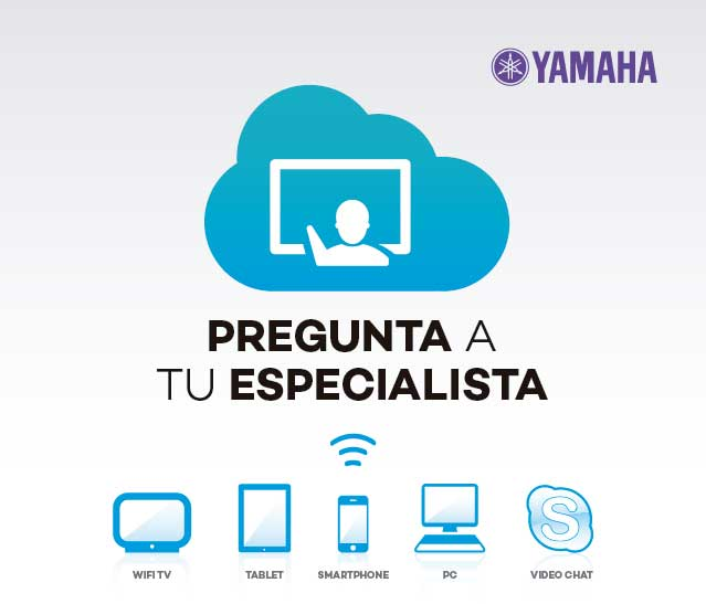 Consulta a tu especialista Yamaha