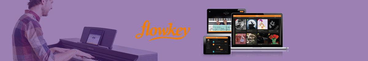 Promoción Yamaha - Flowkey
