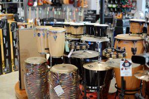 Percusión latina y étnica