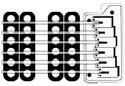 Guitarra Humbucker/Humbucker