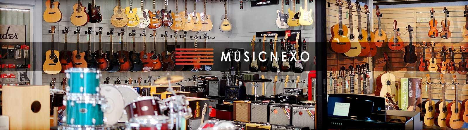 ¡Conoce más sobre MusicNexo!