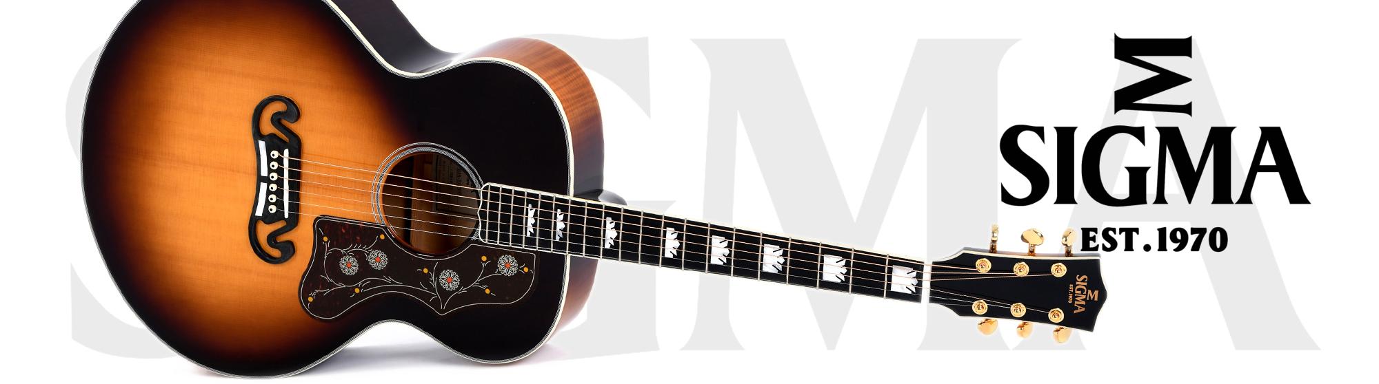 Guitarras Sigma